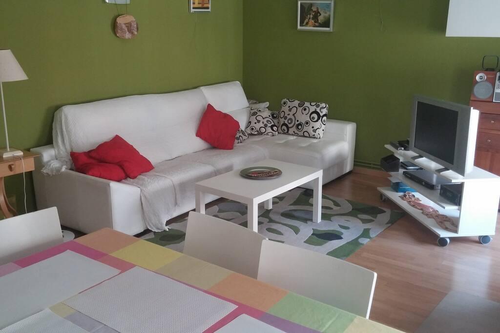 Living room - el comedor ( zona común)