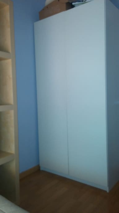 Closet's room