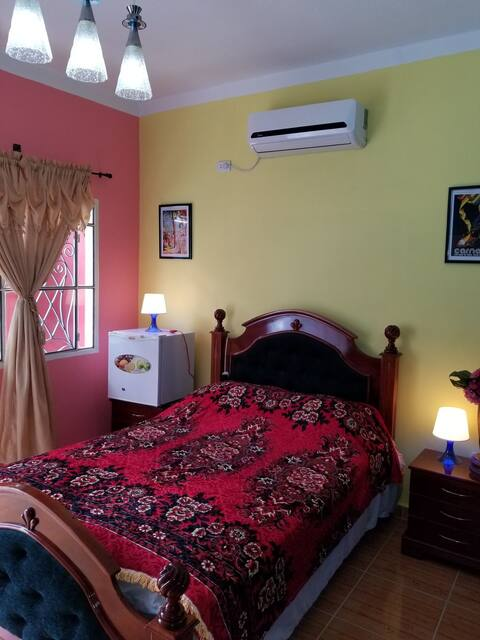 Casa Franco and Leticia Single Bed