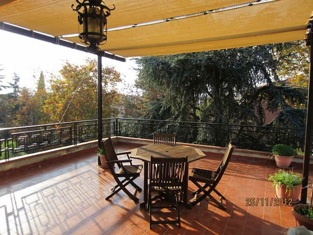 Comfortable apartment near the town - Sant'Agata Li Battiati - Apartment