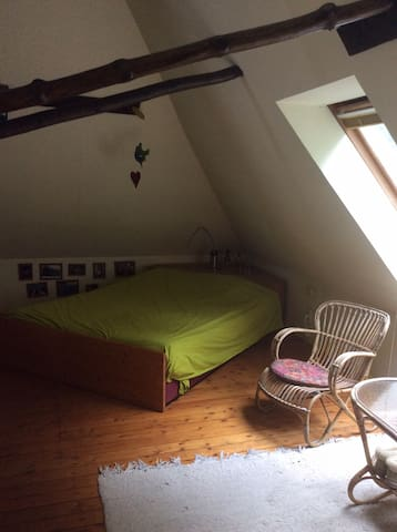 room on a separate floor - Heiloo - House