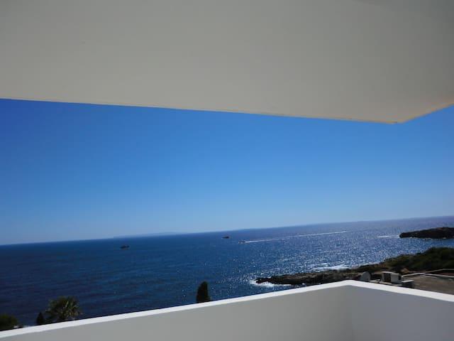 Ibiza appartement design -vintage rocallisa - Roca Llisa - Apartament