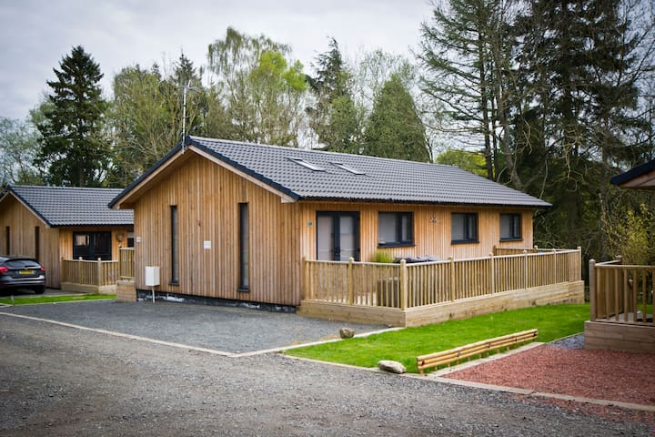 The Hideaway - Luxury Lodge, Otterburn