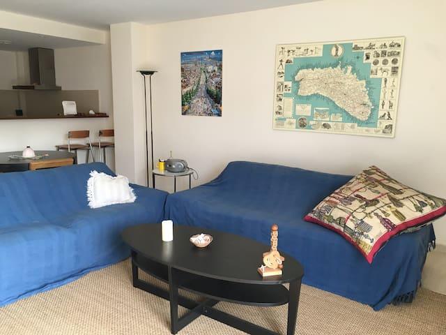 Apartamento con vistas al MonteToro - Es Mercadal - Appartement
