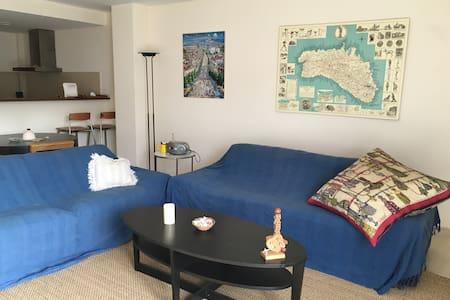 Apartamento con vistas al MonteToro - Es Mercadal - Apartemen