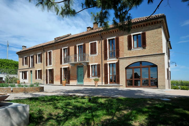 Grappolo - Doppelzimmer - Costigliole d'Asti - Bed & Breakfast