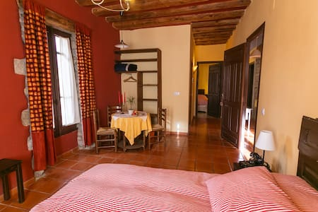 casa arana - apartamento familiar - Albella - Haus