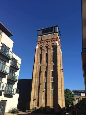 The Grand Designs Water Tower