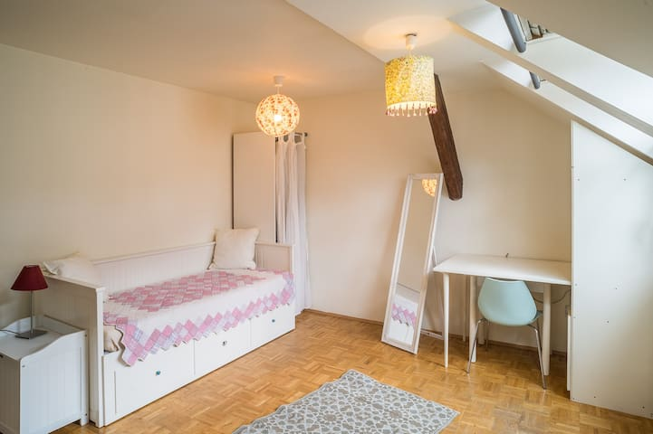 Cosy Loft in the Centre - Graz - Appartement