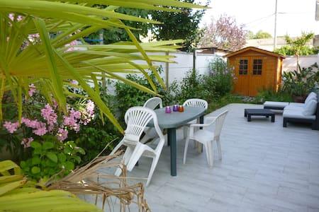 Charmante maison près de Bordeaux - Pessac - Σπίτι