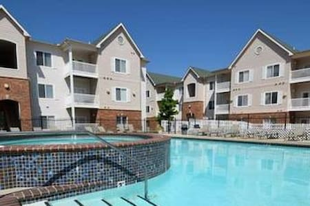 Contemporary 2BR/2B Condo-Near OU - Norman