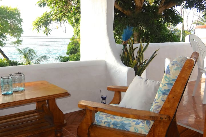 Beautiful Sea View Studio - Machabee - Apartment
