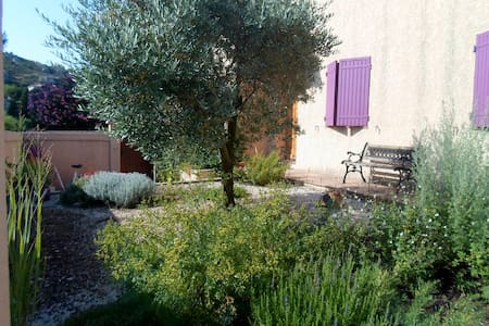 CHAMBRE PRIVEE EN PROVENCE - Le Rove - Casa