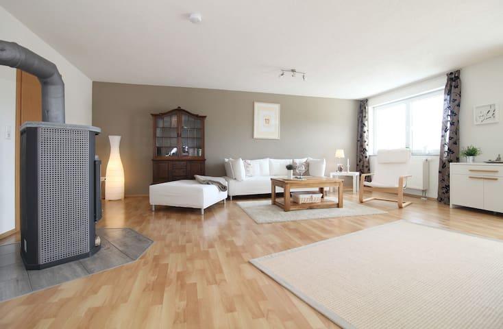 5 Sterne Ferienwohnung Schmeiental - Sigmaringen - Apartment
