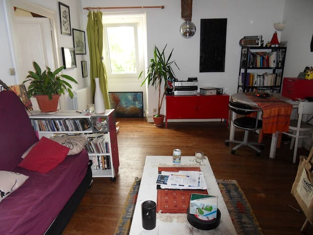 Appartement calme centre ville - Nantes - Appartement