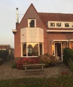 NEW: Semi-detached house along the amstel river - Amstelveen