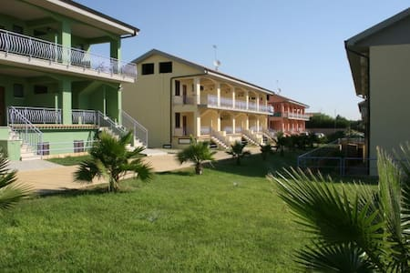 residence con piscina 200m dal mare (1) - borgia