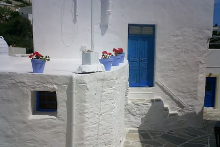 Lefkes, 150-year old house - Lefkes