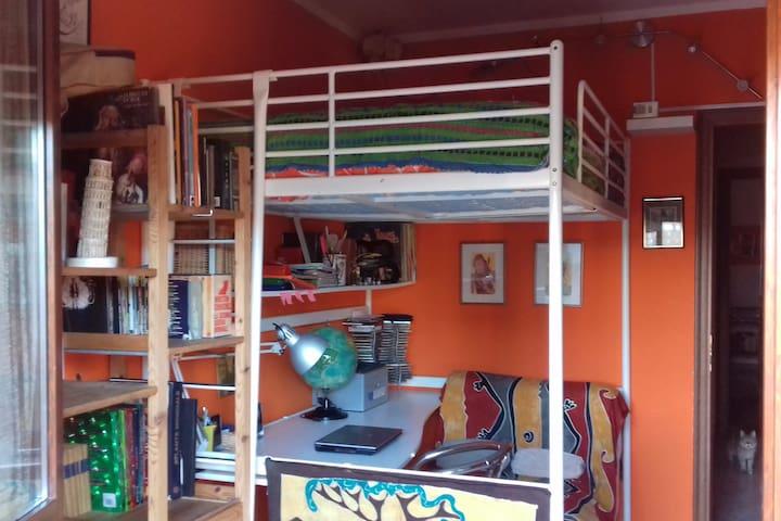 Appartamento Lingotto a due passi da metro e fiere - Torí - Pis