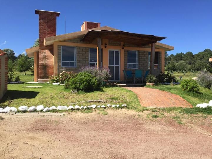 Cálida Cabaña en La Malinche