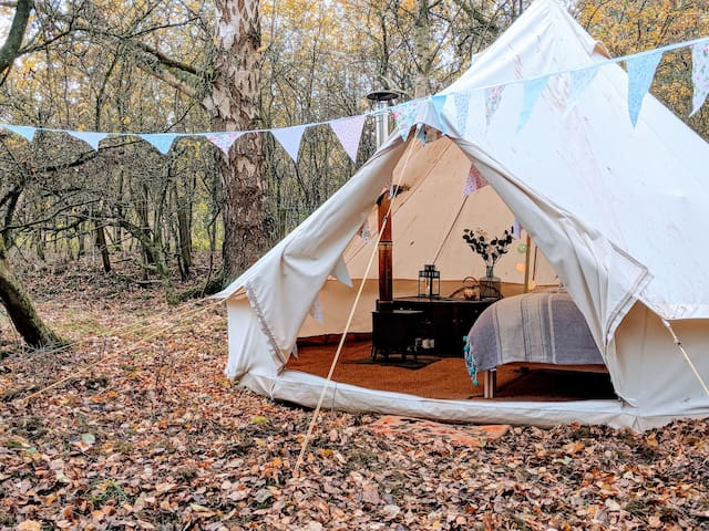 Ananda Animal Sanctuary Glamping Stay