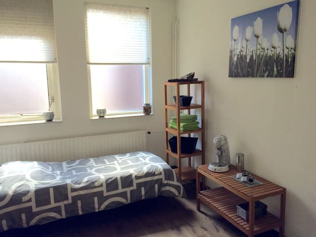 Peaceful near centre of Alkmaar - Alkmaar - Appartement