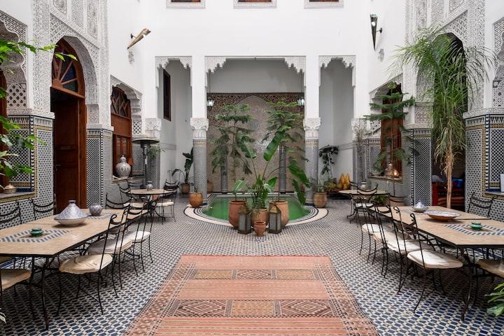 Riad Jamai - Mint Room