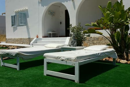Casa rural en la playa - 伊比萨