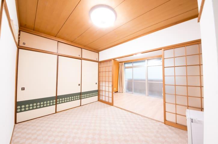 3.NO202Domitory - Ōsaka-shi - Apartment