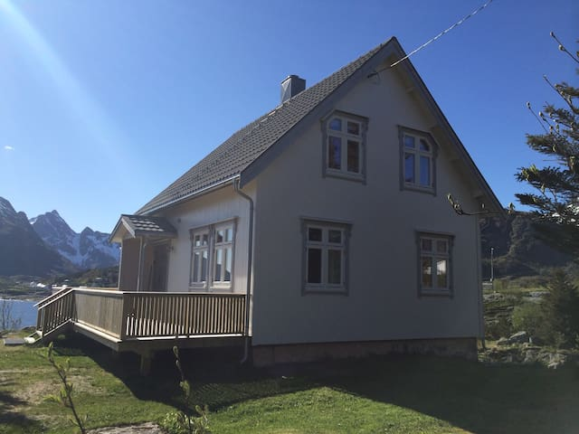 Lofoten - Lillehaugen Hus, Sørvågen