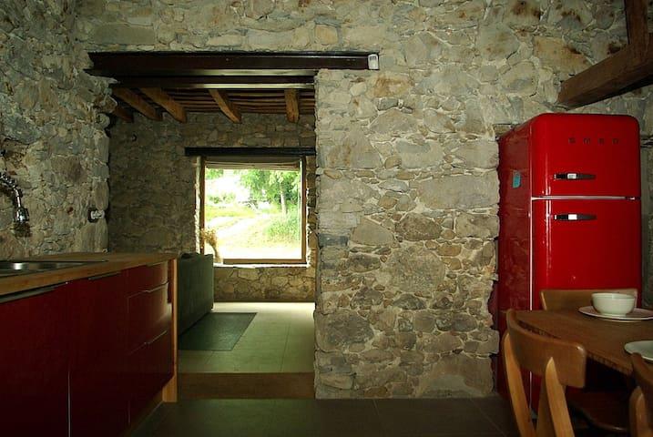 CAN DOU alojamiento rural nº PG-799 - Les Planes d'Hostoles (La Garrotxa) - Casa