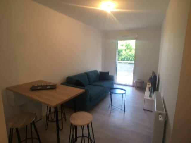Appartement T2 neuf proche du centre historique