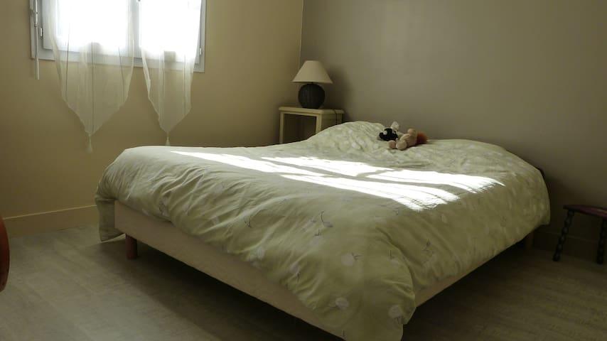 maison confortable et calme - Luynes - Casa