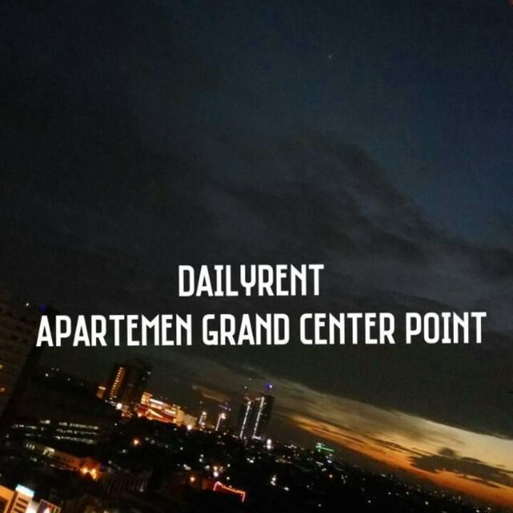 Chandra Rent Apartement Grand Center Point