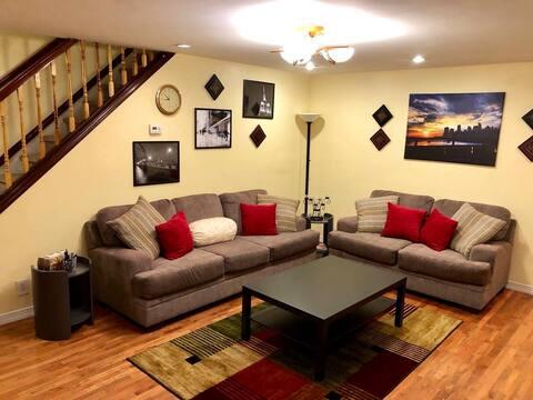 Common Family Room (T.V Room)