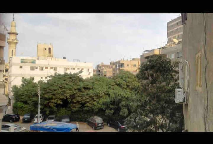 Apartment in heliopolis for 6 months only