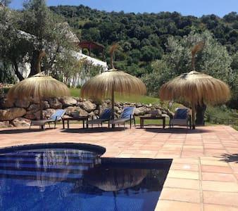 Luxury Country Villa wifi,int hd tv - Gaucin