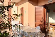 Lovely holiday house in Villasimius