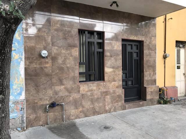 Depa en Primer Cuadro de Monterrey