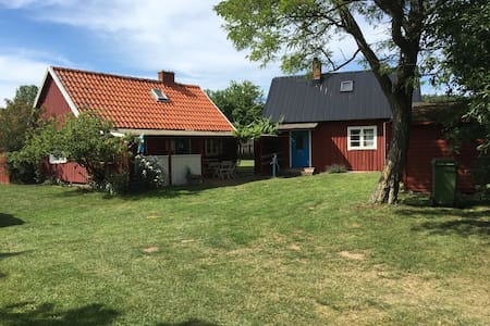 Ostört läge i idylliska Skepparp - Kivik