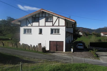 Only 30 kms. from San Sebastian - Bera - Apartment