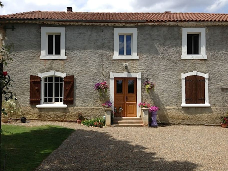 Chambre d 39 h te 2 jazz in marciac maisons louer for Maison hote pyrenees