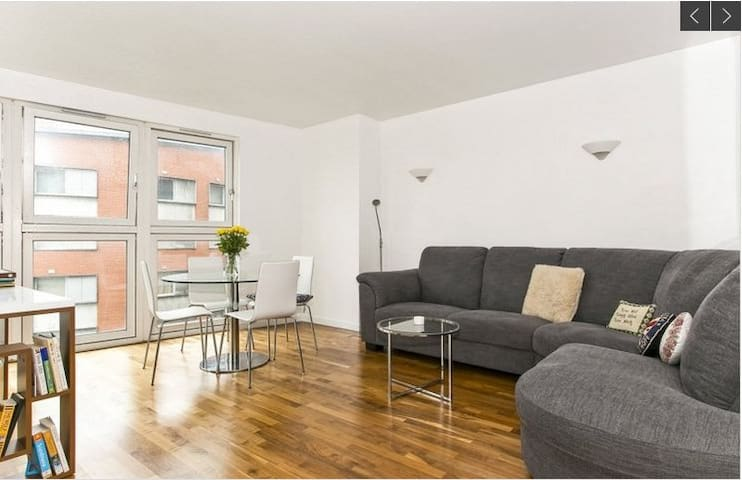 Luxurious Flat - Canary Wharf - London - Apartment