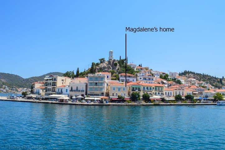 Magdalene's house