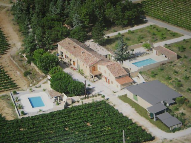 ferme- Michel - Mormoiron - Apartment