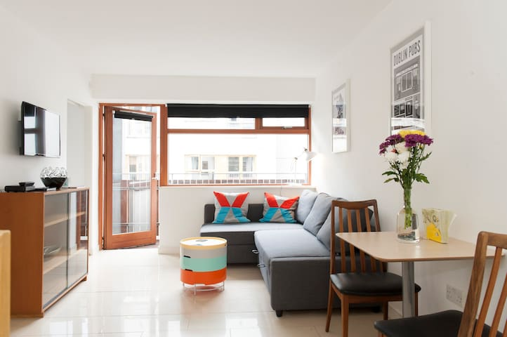 Superb Temple Bar, City Apartment2