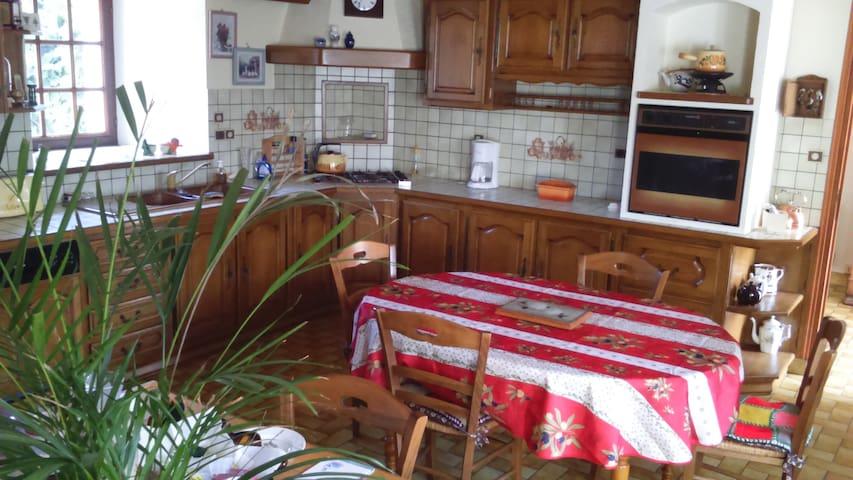 Belle maison bretonne - Plouagat - Casa