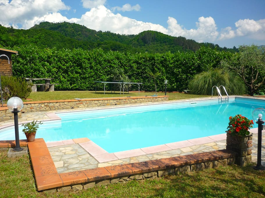 Cottage With Private Swimming Pool Case In Affitto A Lucignana Toscana Italia