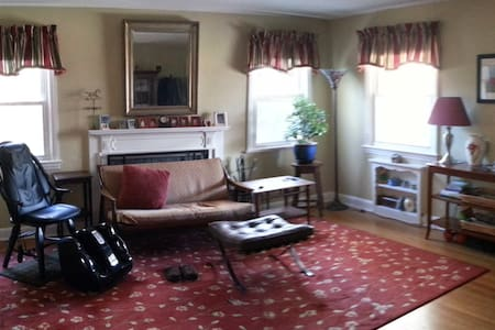 Comfy home close to NYC - Private bedroom & bath. - Glen Rock