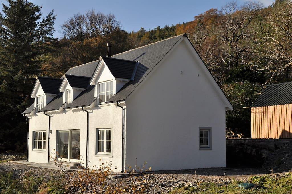 Lochalsh Lodge